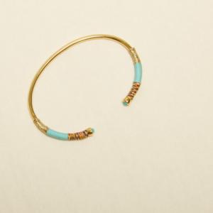 Une A Une Rio Bracelet (turquoise)