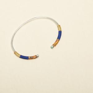Une A Une Rio Bracelet (royal blue)