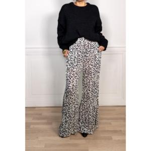 Poppy Field Isa Knit (Black)
